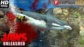 Jaws Unleashed - PC Gameplay 1080p