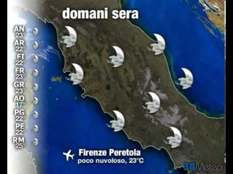 Meteo ITALIA del 05/09/2012