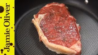 How To... cook steak, with Jamie Oliver