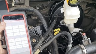 Mazda ABS Module Programming With The Launch Diagun IV