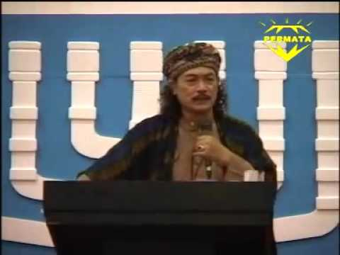 Ceramah KH DR Nuril Arifin MBA di Natal Gereja Bethany Tayu Pati 2013   PART 2