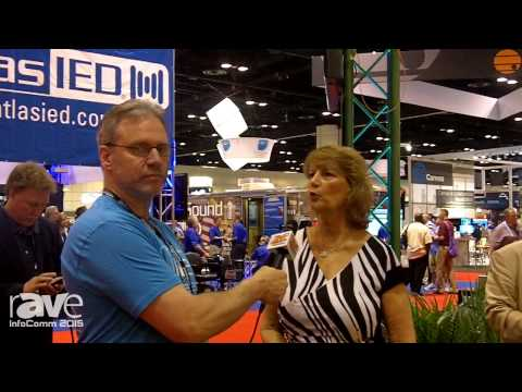 InfoComm 2015: Corey Moss Talks With FSR's Jan Sandry About Infrastructure