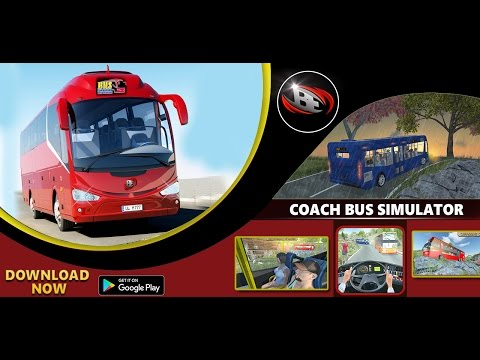 Coach Bus Simulator Parking APK Cover