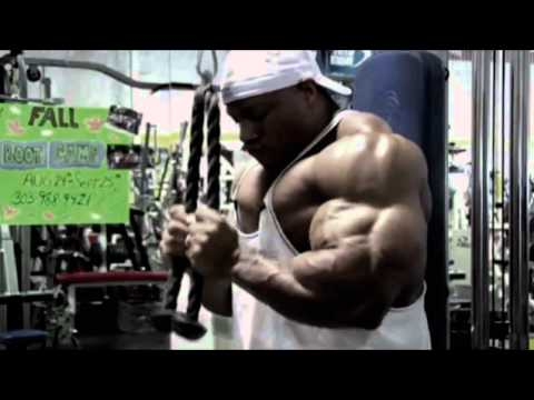 Can´t Be Touched   Phil Heath Training - Roy Jones video