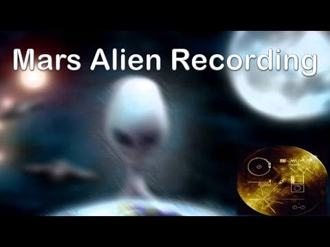 Leaked Alien Recording Allegedly Found In Probe On Mars 2016
