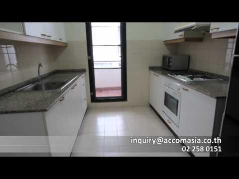 3 bedroom APARTMENT FOR RENT IN BANGKOK – SUKHUMVIT / Prom Pong BTS