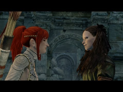 Dragon's Dogma: Dark Arisen - Arisen & Selene, Romantic Moment