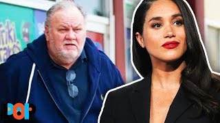 Thomas Markle REFUSES To Be Silenced: Accuses Meghan Markle Of Cutting Him Off