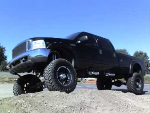 Lifted Trucks Video
