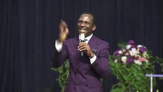 The Covering of the Covenant - Dr Paul Enenche
