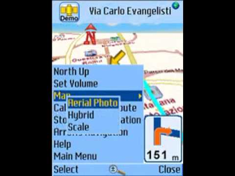 amAze - Free GPS navigation for your mobile phone! - Parte 1 de 2