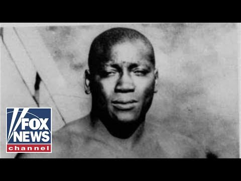 Who is boxing legend Jack Johnson?