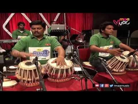 Super Singer 8 Episode 17 - Anirudh Srilatha Performance