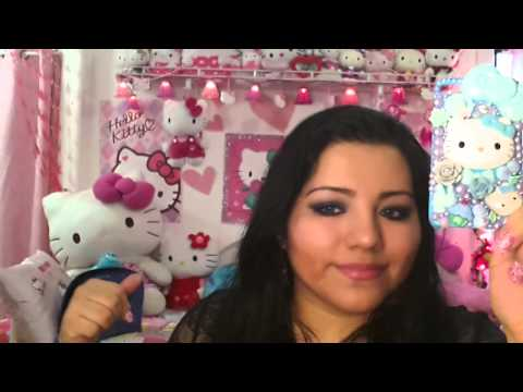 MI COLECCION DE CASE DE HELLO KITTY!!!