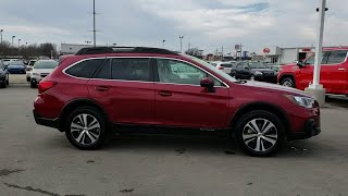 2019 Subaru Outback Tulsa, Broken Arrow, Owasso, Bixby, Green Country, OK 5316P