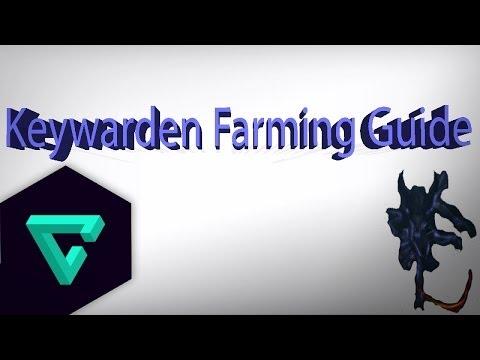 Diablo III - Reaper of Souls Keywarden Farming Guide (Hellfire Ring + Inferno Machine)