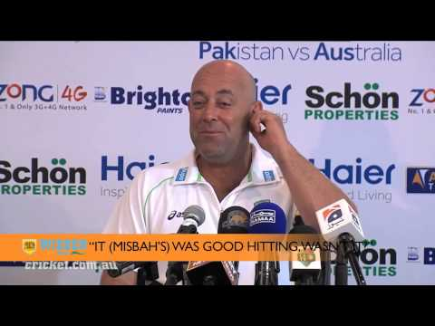 Darren Lehmann Press Conference
