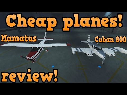 GTA online guides - Cuban 800 & Mamatus review