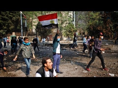 Egyptian anger spreads beyond Cairo