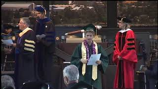 Cal Poly Commencement Sunday