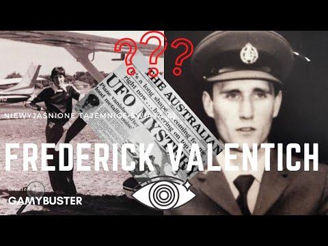 Niewyjaśnione Tajemnice Świata #1 - Frederick Valentich