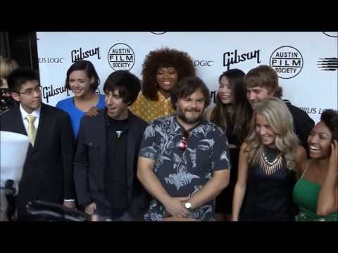"""""""School Of Rock"""" 10 Year Reunion With Jack Black, Miranda Cosgrove, Richard Linklater And More"""