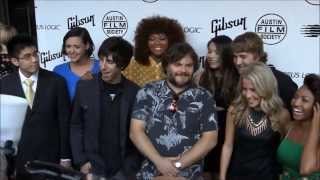 """School Of Rock"" 10 Year Reunion With Jack Black, Miranda Cosgrove, Richard Linklater And More"