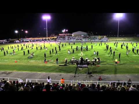 East Hall High School 2014 Armurchee Competition