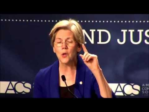 Senator Elizabeth Warren - Corporate Capture of the Federal Courts FULL SPEECH