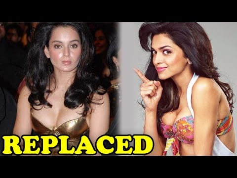 Deepika Padukone replaces Kangana Ranaut for a Brand | Bollywood News