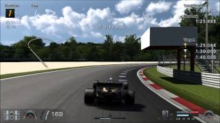 Gran Turismo 6 walkthough: Aytron Senna F1