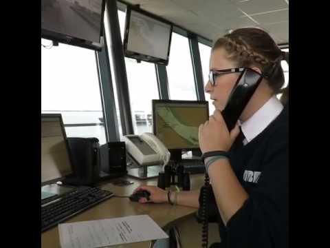 Keeta Rowland Marine Operations Apprentice Vine