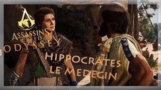Assassin's creed Odyssey Hyppocrates un médecin hors norme #13