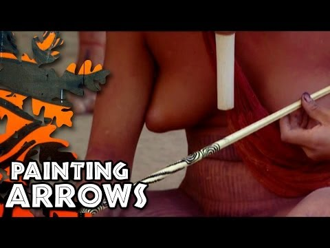 Painting Arrows