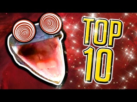Top 10 Creepiest Websites!