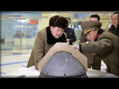 NORTH KOREA LAUNCHES 2ND MISSILE AFTER 1ST FAILS