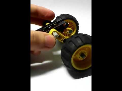 Как сделать машинку и подвеску