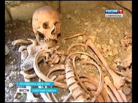В Дагестане обнаружено необычное сооружение