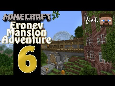 Minecraft Eronev Mansion Adventure feat. Anders – EP06 – Average Guys – 2MineCraft.com