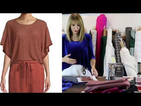 Let's Sew - The Velvet Kendosa - Episode 107