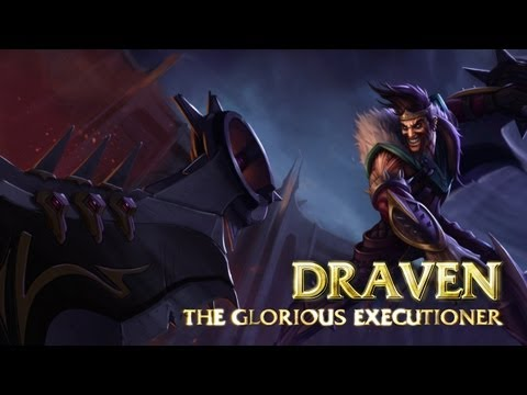 Draven Champion Spotlight Music Videos