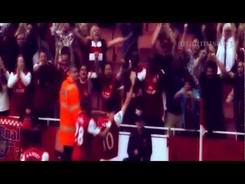 Robin Van Persie's 37 Goals 2011/2012