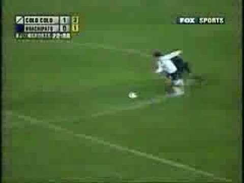 Matías Fernández - Increíble jugada, Copa Sudamericana 2006