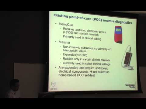 Developing Microsystems to Study and Diagnose Hematologic Disorders - Wilbur Lam, PhD - Georgia Tech