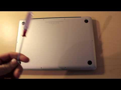 MacBook Pro Ram/Arbeitsspeicher aufrüsten (Deutsch,HD)