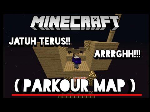 Ngeselin banget dah! | Parkour Map | Minecraft Indonesia