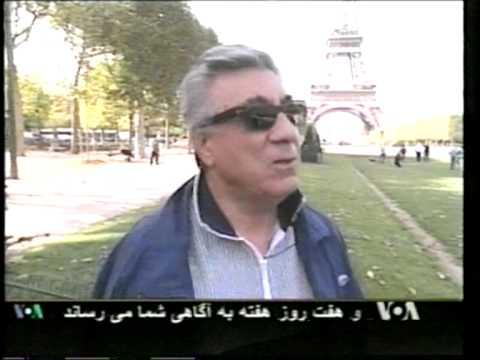 Akbar Golpa   تلويزيون امريکا