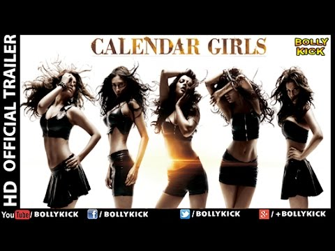 Calendar Girls Official Trailer 2015 | Madhur Bhandarkar | Hindi Movies |