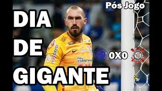 LIVE PÓS JOGO | CRUZEIRO 0 X 0 CORINTHIANS