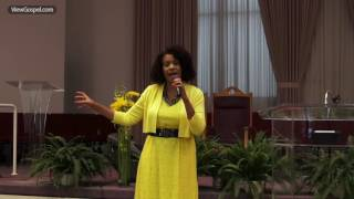 Power comes 1st by : Rev Donna Ringgold